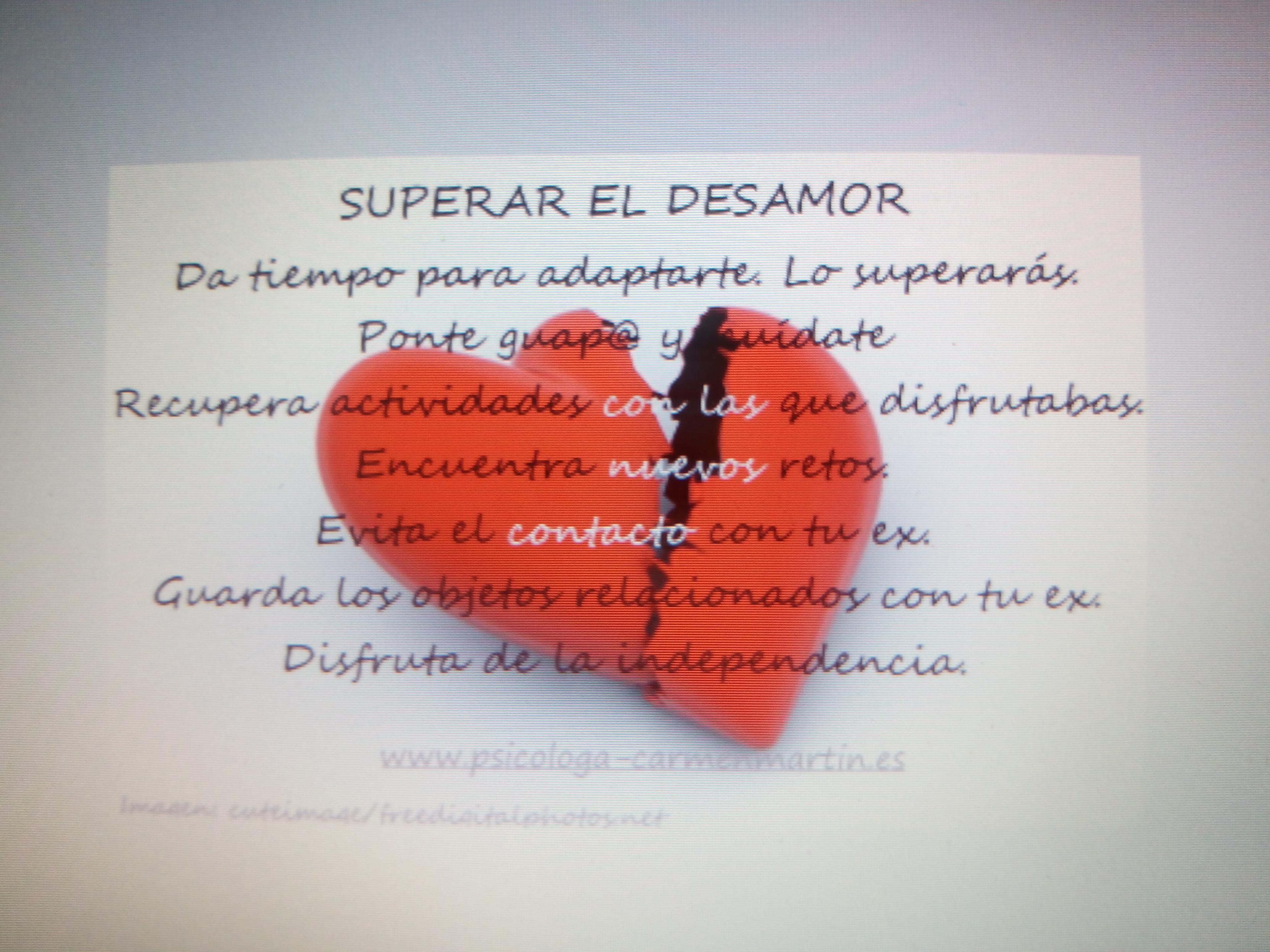 Cómo Superar El Desamor Psicóloga Boadilla Del Monte