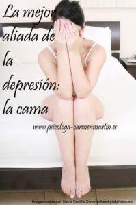 Depresion-cama